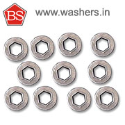 ID Hex Washers